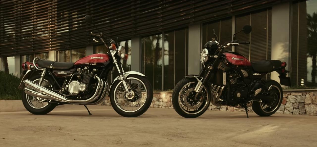 画像: Kawasaki Z900RSのメディアローンチ動画in Spain - LAWRENCE - Motorcycle x Cars + α = Your Life.