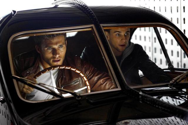 画像: 『96時間』『ワイルド・スピード』シリーズ製作陣最新作!カークライム映画の最新版『スクランブル』9月22日(金)公開 - LAWRENCE - Motorcycle x Cars + α = Your Life.