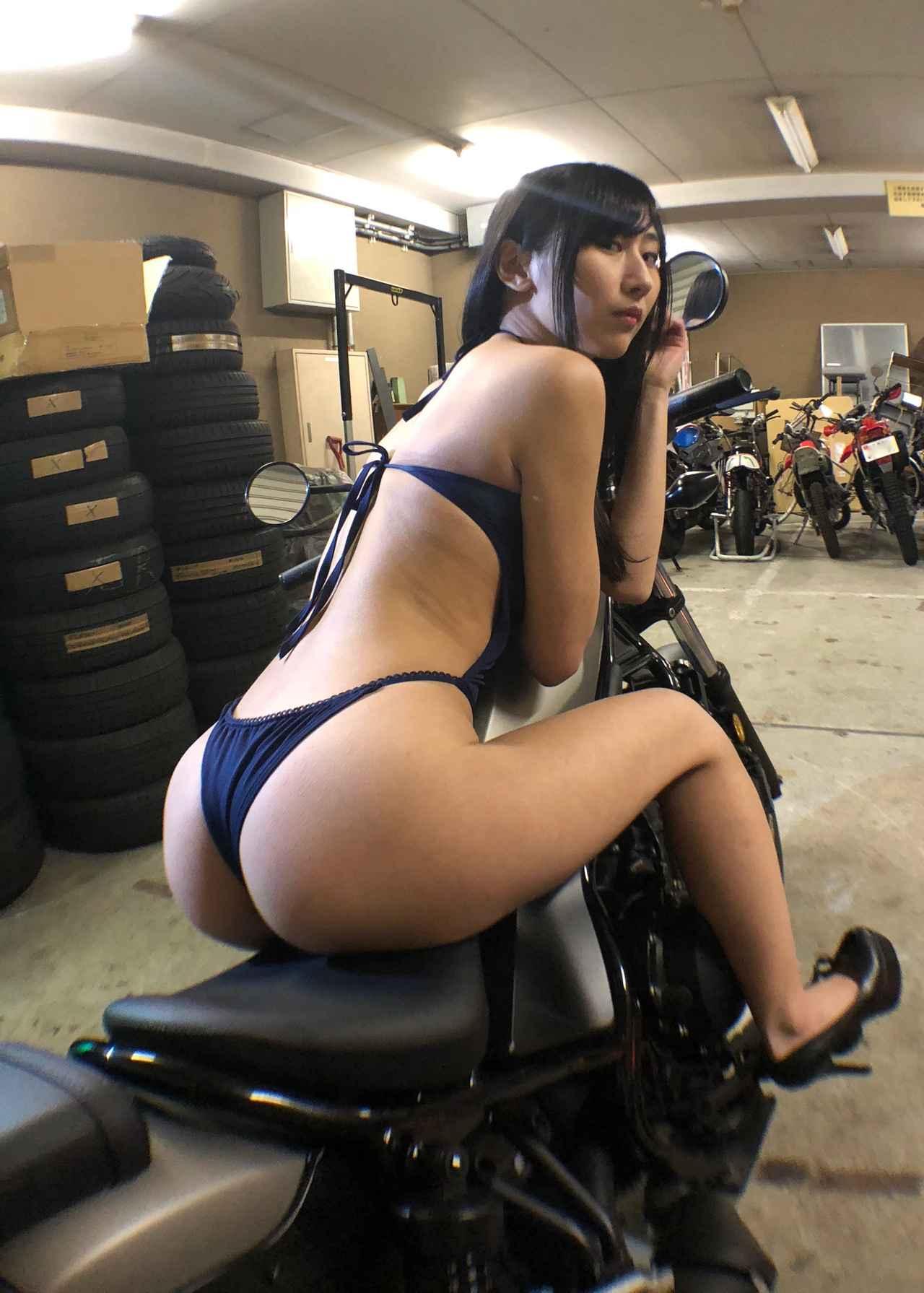 画像2: 【Beauty & Bike】澪とRebel vol.06