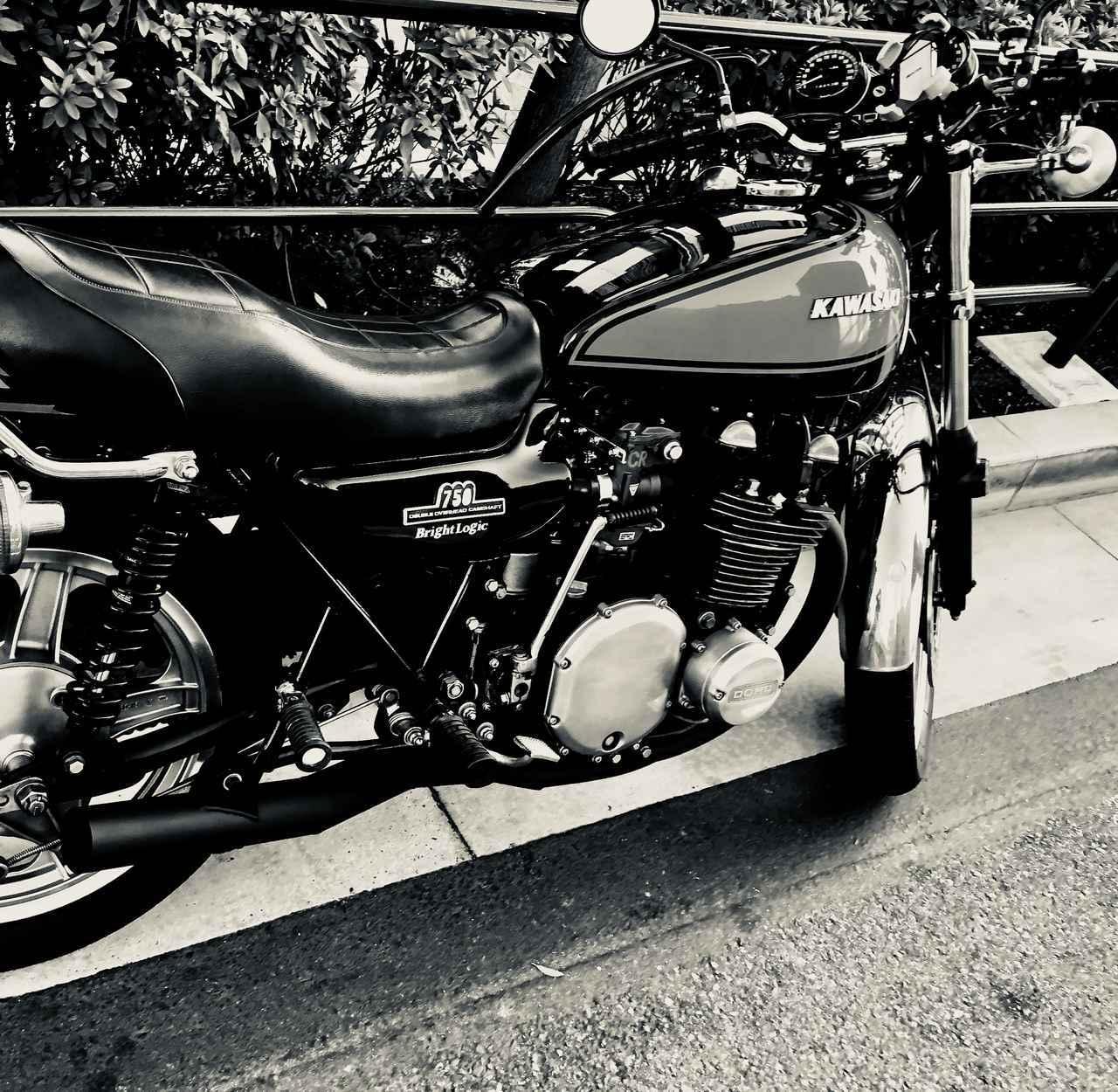 画像: 勝負だ!Kawasaki Z900RS vs KAWASAKI 750RS(Z2) - LAWRENCE - Motorcycle x Cars + α = Your Life.