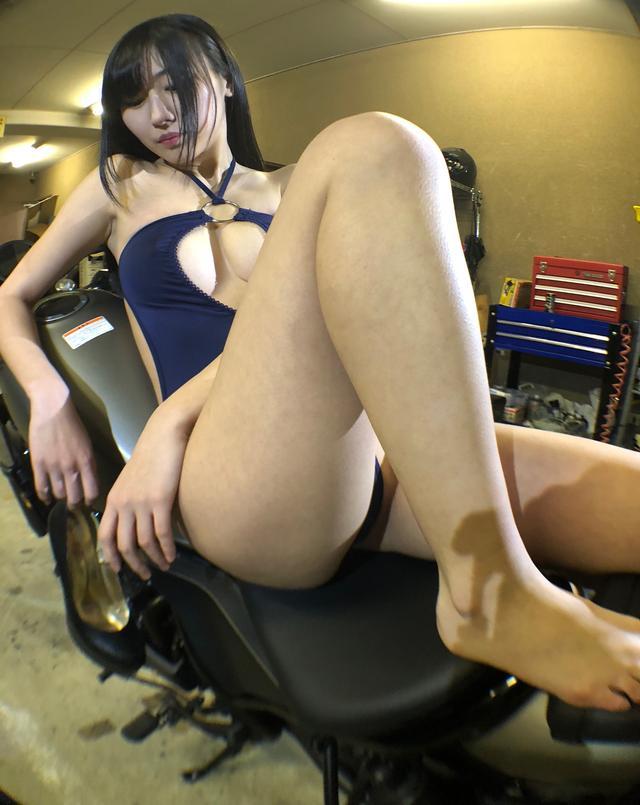 画像4: 【Beauty & Bike】澪とRebel vol.07