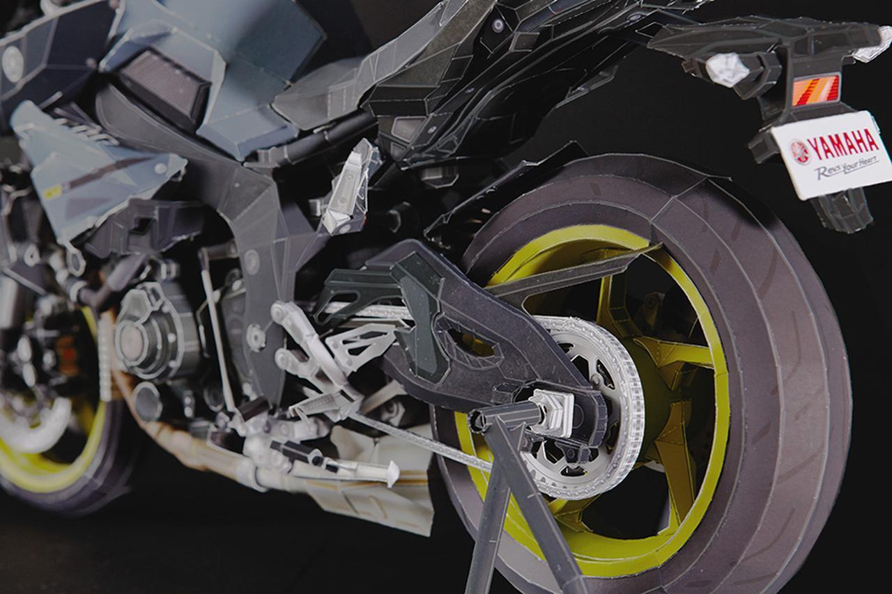 画像: 【MT-10】レベル高すぎ!YAMAHAの超精密ペーパークラフトシリーズ、またやってくれました。 - LAWRENCE - Motorcycle x Cars + α = Your Life.