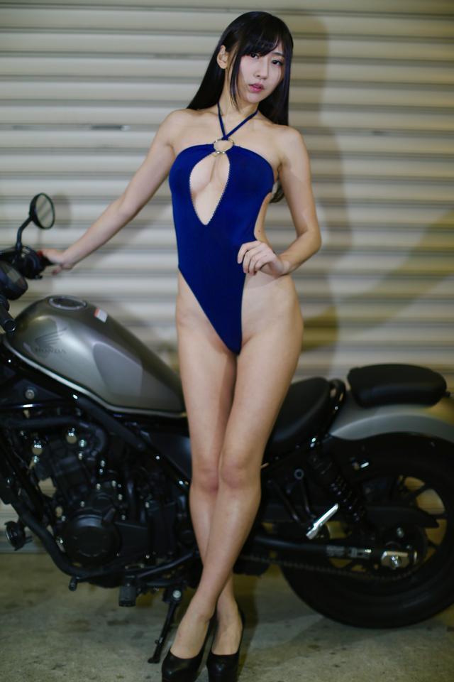 画像1: 【Beauty & Bike】澪とRebel vol.08