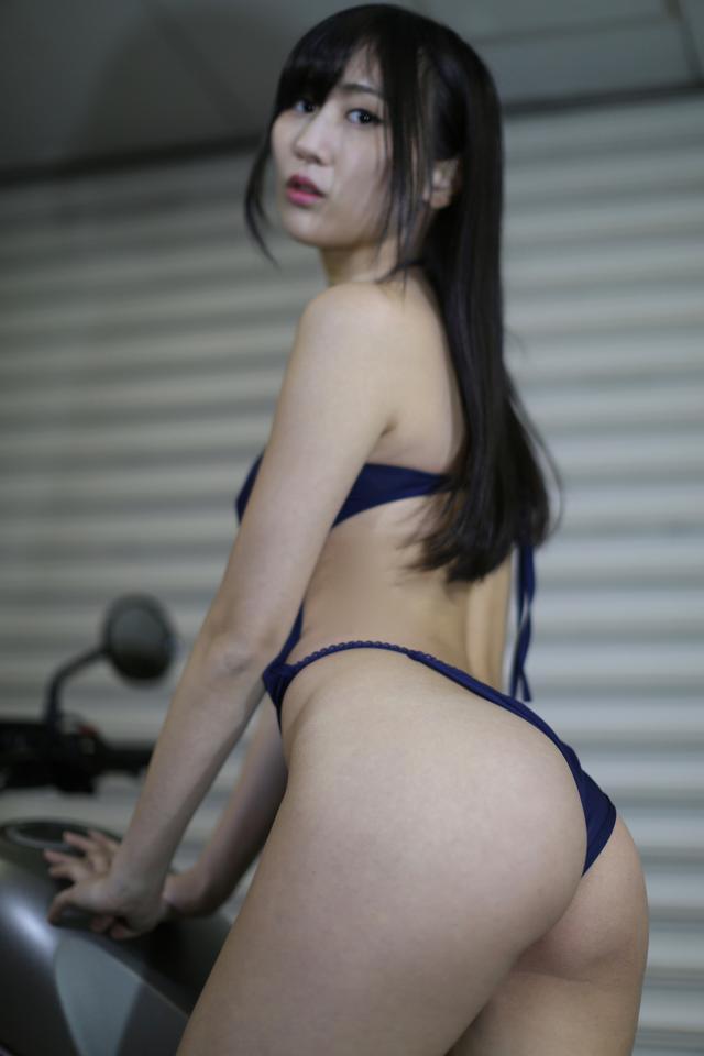 画像4: 【Beauty & Bike】澪とRebel vol.08