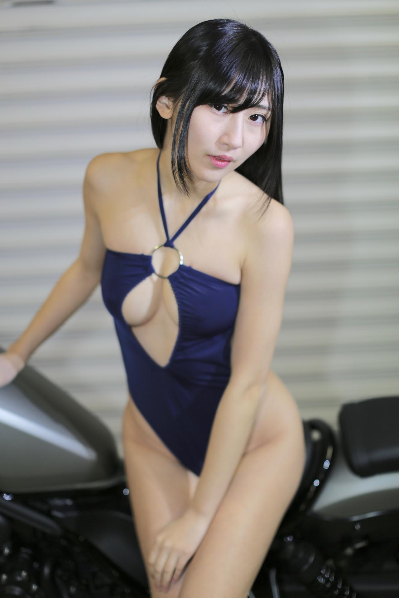 画像3: 【Beauty & Bike】澪とRebel vol.09