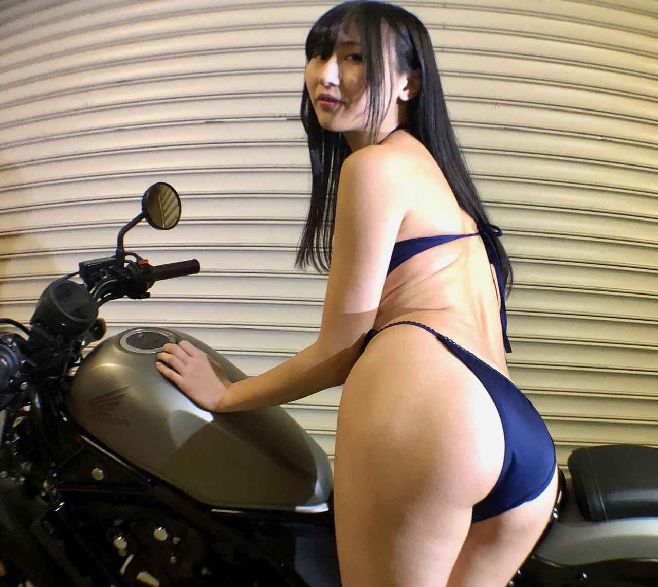 画像3: 【Beauty & Bike】澪とRebel vol.10