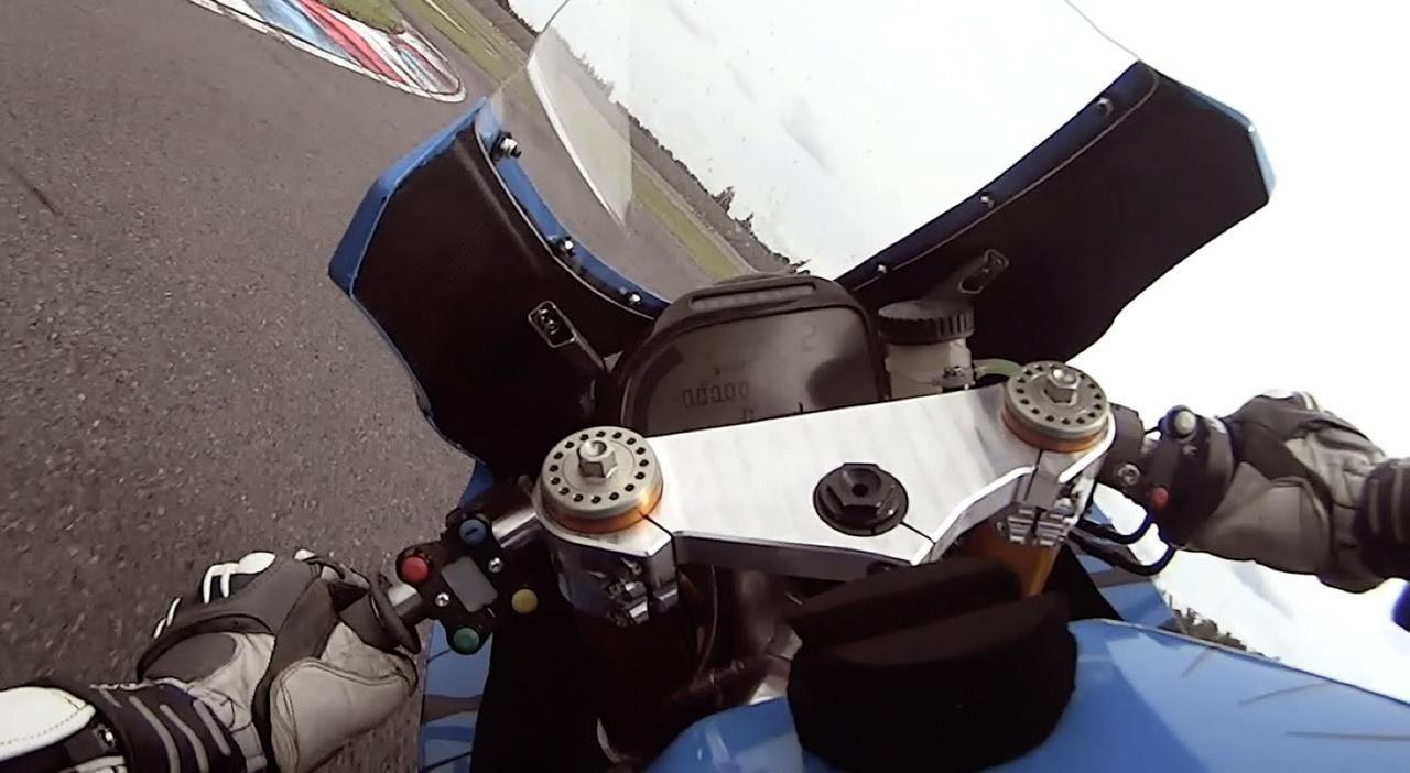 画像: Suter MMX 500 Onboard youtu.be