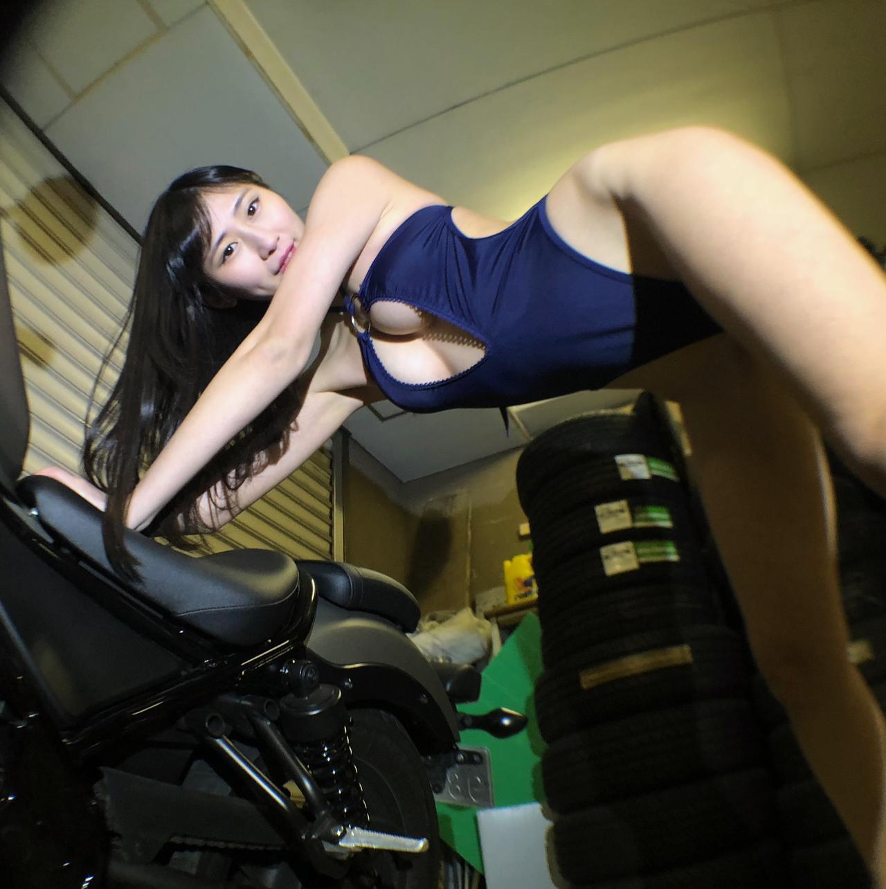 画像2: 【Beauty & Bike】澪とRebel vol.14