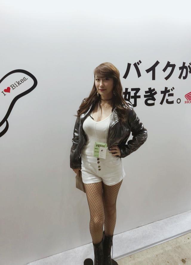 画像2: 『東京モーターサイクルショー2018』プレスデーに潜入!!こんなバイクに乗ってみたい!いや!乗せて♡笑