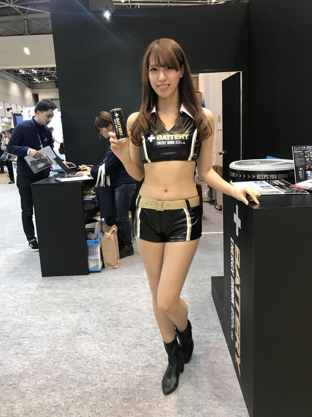 画像3: 【美女まとめ】東京モーターサイクルショー2018で可愛いコちゃんみーつけた!