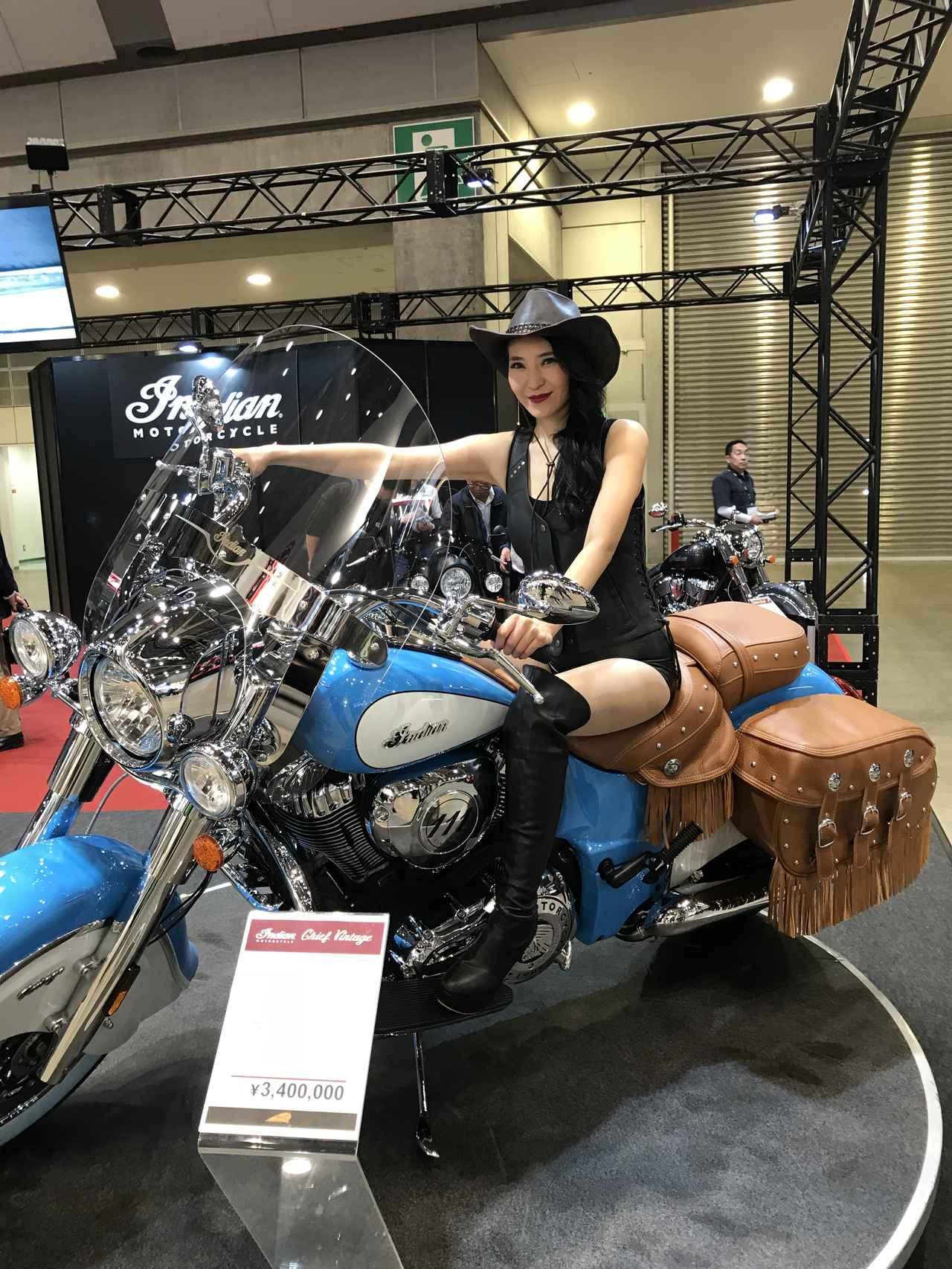 画像: Indian motorcycle
