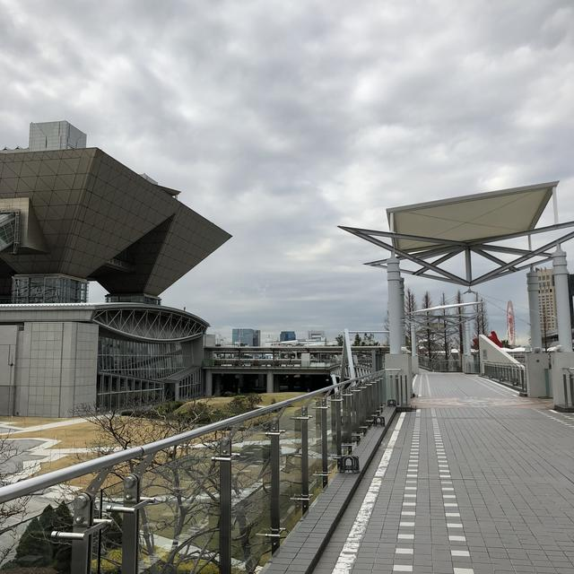 画像: 会場は東京ビックサイト西ホール