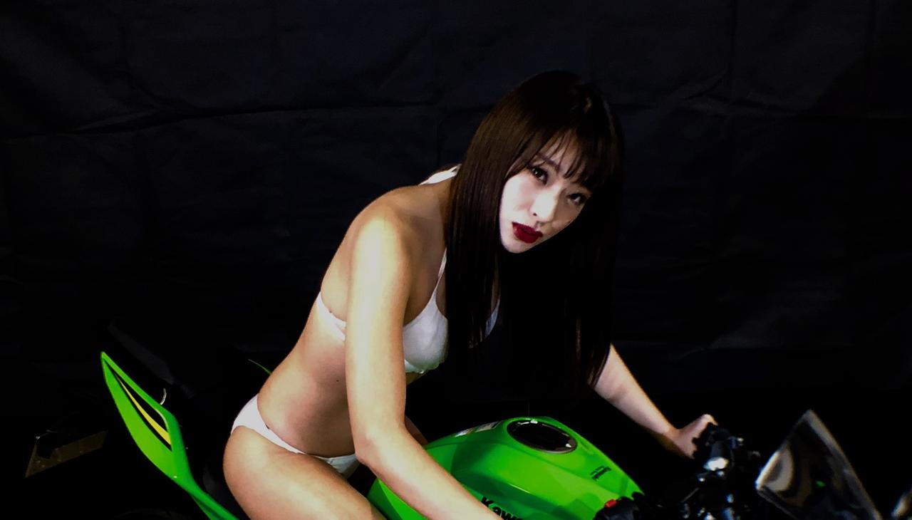 画像4: 【Beauty & Bike】あやと和子とニンジャ vol.01