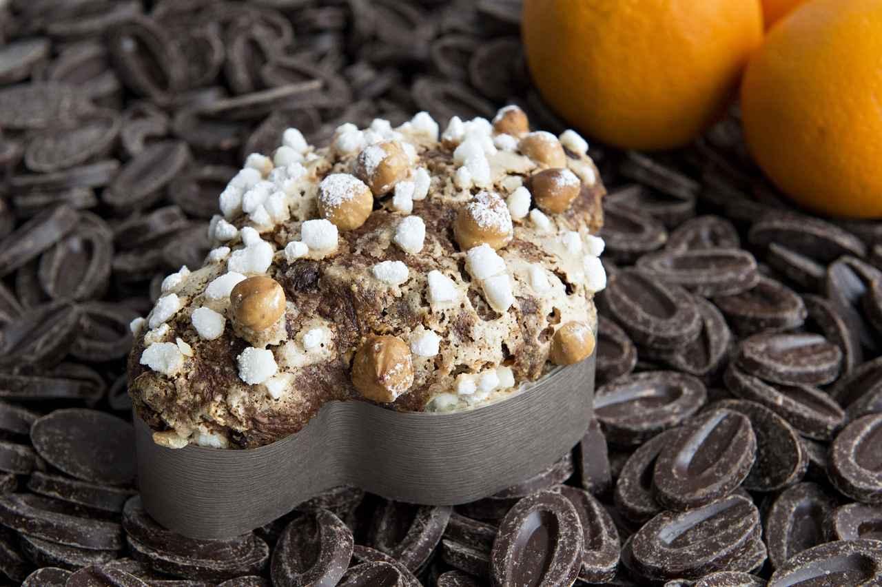 画像: チョコレートとオレンジのコロンバ