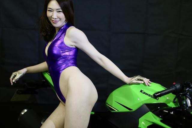 画像1: 【Beauty & Bike】あやと和子とニンジャ vol.03