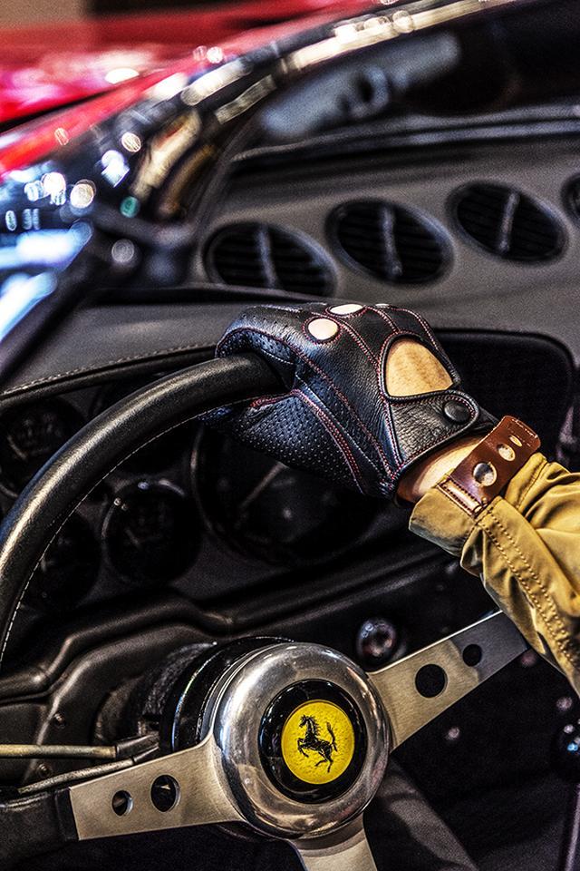 画像: クルマを愉しむ大人のガレージショップ、ル・ガラージュが「Driving Glove Fair」を開催!