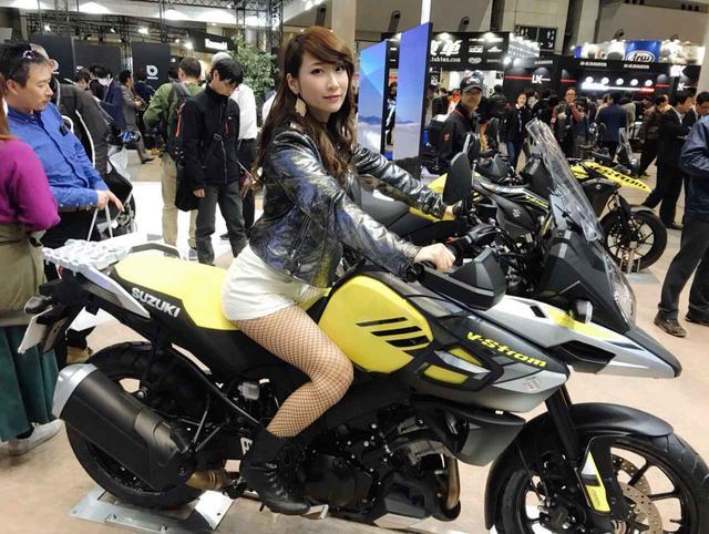 画像: 『東京モーターサイクルショー2018』プレスデーに潜入!!こんなバイクに乗ってみたい!いや!乗せて♡笑 - LAWRENCE - Motorcycle x Cars + α = Your Life.