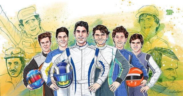 画像: Fórmula 1 | Participações brasileiras na F1