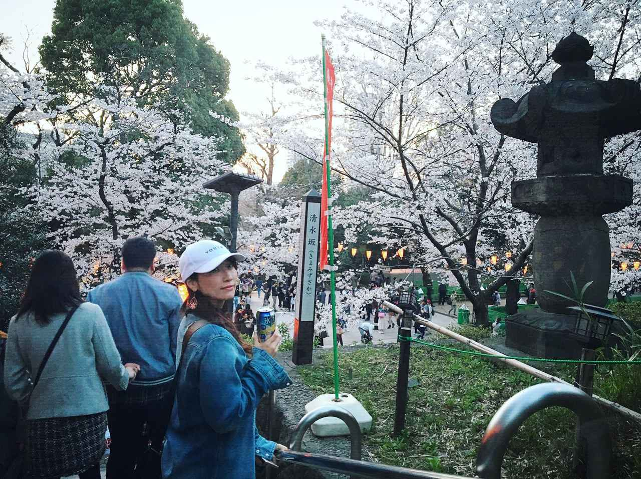 画像6: ミク様は花より団子!?今年初のお花見は◯◯へ行ってきました♡【水曜日のミク様】