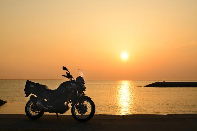 画像6: バイクをよく知らない女の子といきなりツーリングしてみたら、カワサキのヴェルシスXが無双だった!