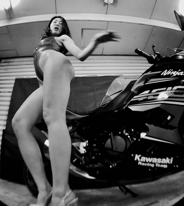 画像3: 【Beauty & Bike】あやと和子とニンジャ vol.06