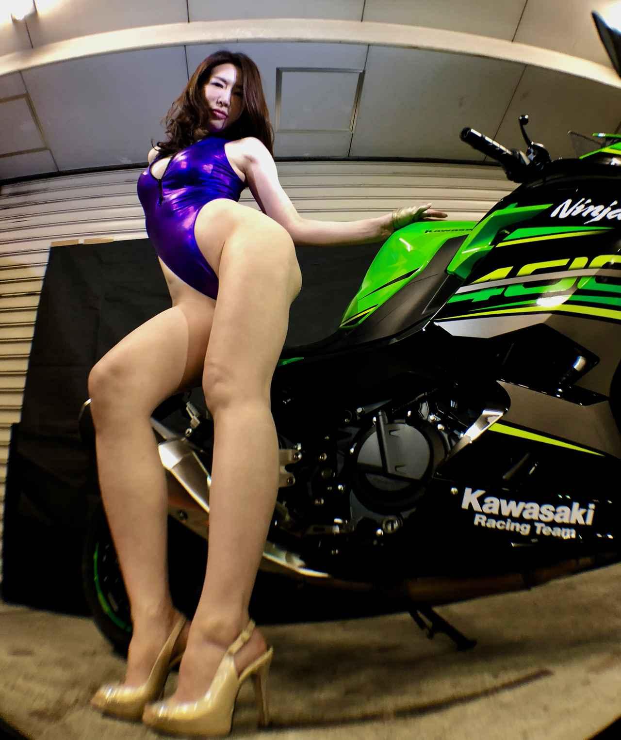 画像5: 【Beauty & Bike】あやと和子とニンジャ vol.09