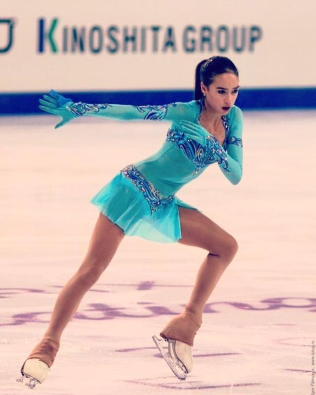 画像1: Alina ZagitovaさんはInstagramを利用しています:「Спасибо всем за поддержку #марсала #финалгранпри #спасибо」 www.instagram.com