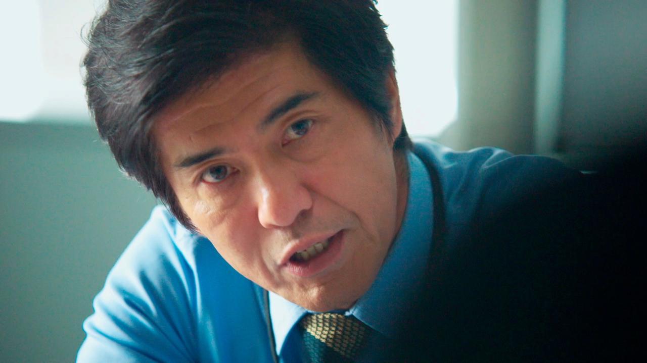 画像: 新CMでは佐藤浩市さんがキヤノンの営業部長に。