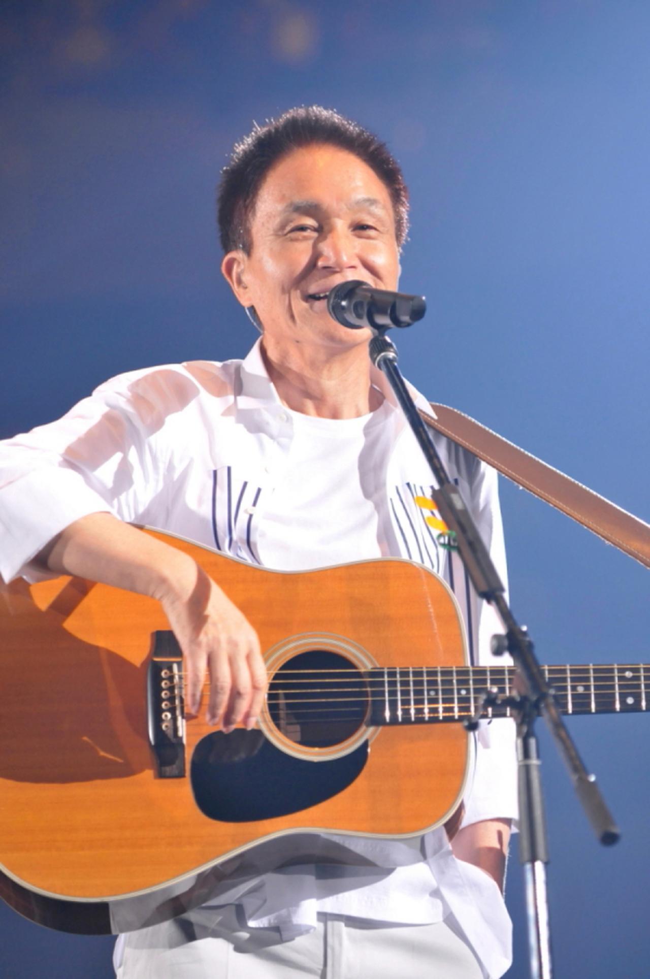 画像: 小田和正(おだ かずまさ)さん 楽曲詳細:「こころ」2007 年に発売された通算 25 作目のシングル。オリコン初登場第 1 位を記録。
