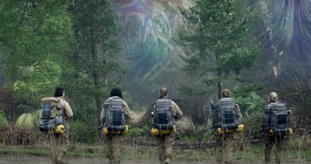画像: 謎の領域に向かう5人の女性調査隊 www.netflix.com