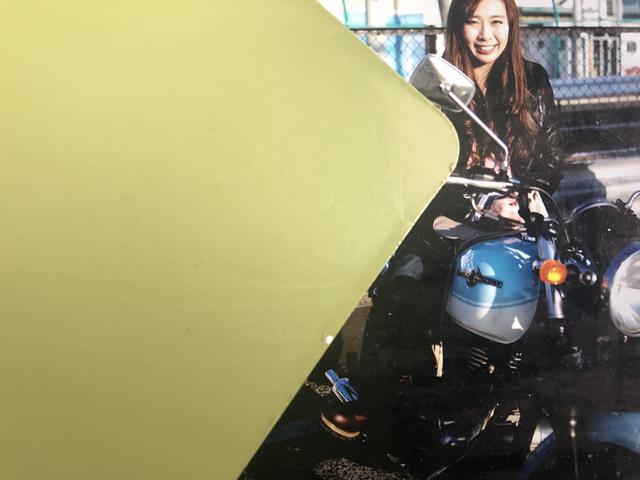 画像: どんな方向性?タンクの凹み直すだけじゃなくて?