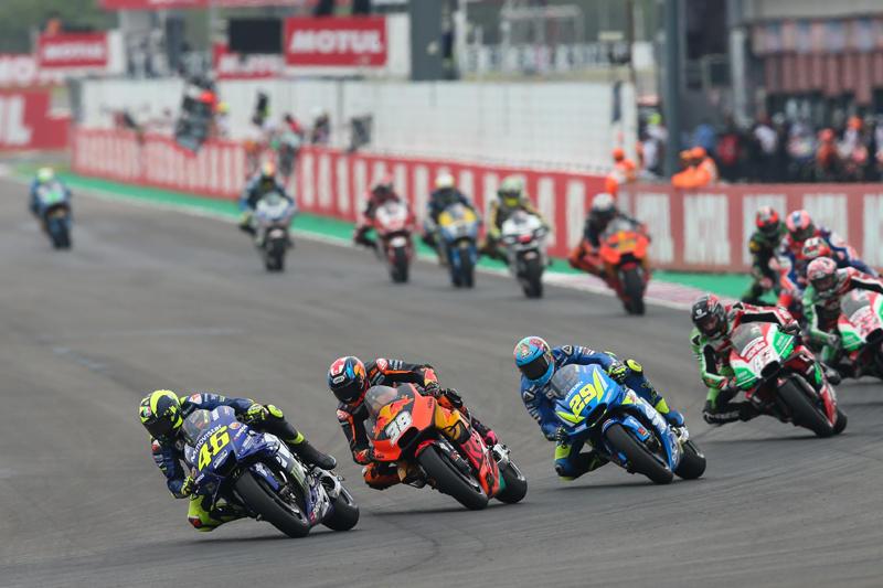 画像: 荒れたレース展開となったアルゼンチンGPとなりました・・・。 race.yamaha-motor.co.jp