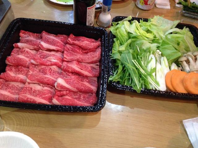 画像: 予約の際に言えばしゃぶしゃぶも食べれます☆美味しかった〜!