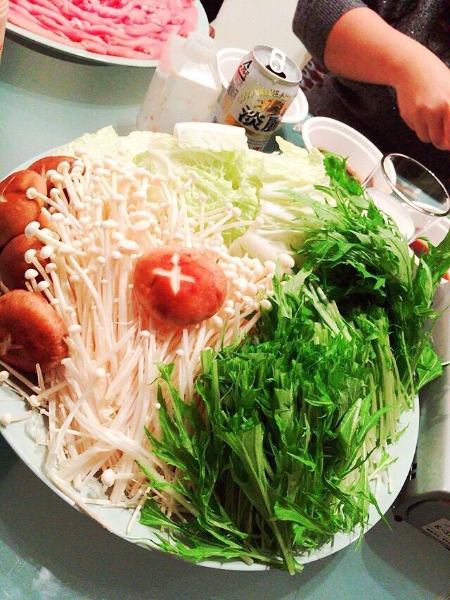 画像: 野菜もたっぷり〜☆