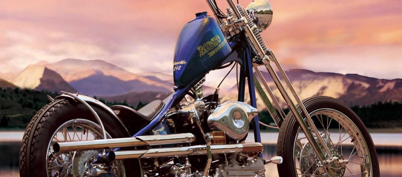画像: RodeoMotorcycles ロデオ モーターサイクルのオフィシャルサイト