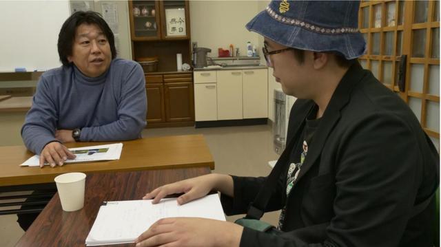 画像: 伊藤監督(右)と山藤氏(左)
