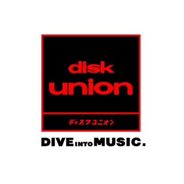 画像: ロゴ見るだけで心高まる diskunion.net