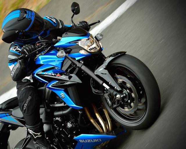 画像: スズキ国内二輪 GSX-S750 ABS