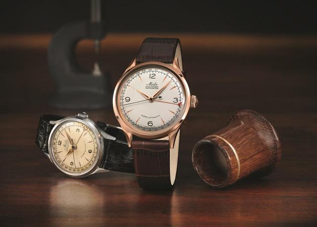 画像: スイス時計 ミドー創立100年記念世界限定1,918本の「マルチフォート デイトメーター リミテッドエディション」を発売