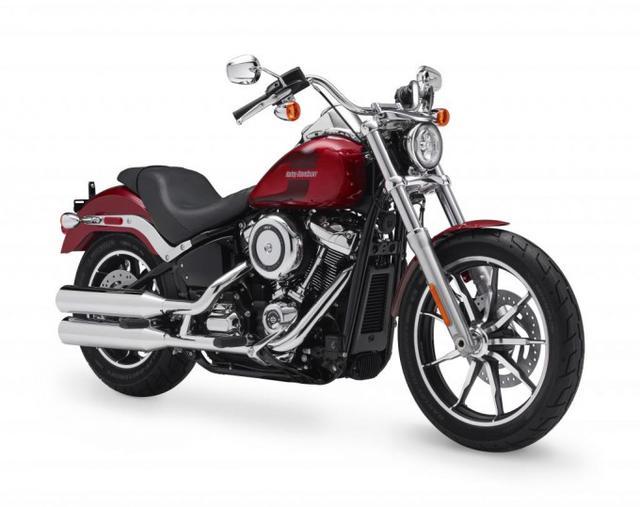 画像: Harley-Davidson FXLR