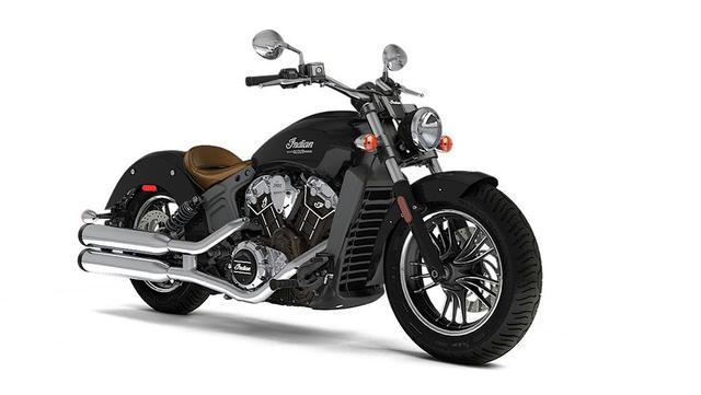 画像: Indian Motorcycle indian-scout