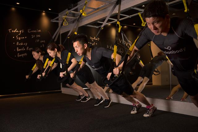 画像: 運動初心者から上級者まで対応