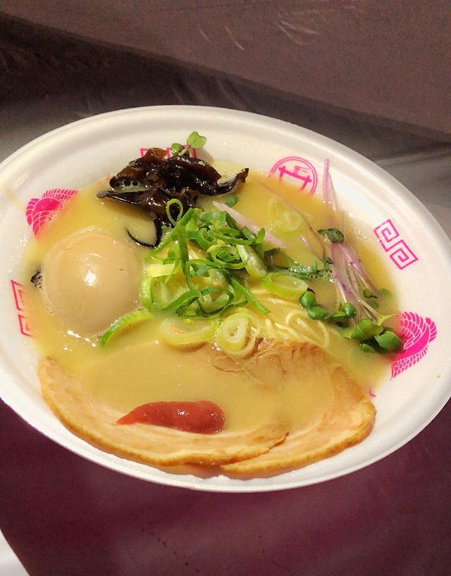 画像: 麺匠 さくら咲く 「濃厚塩とんこつらぁ麺」
