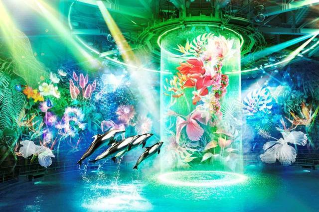 画像: 「secret sea –シークレット シー」 ※開催時間:19:00以降2~3回。期間中時季によりスケジュールが異なります。