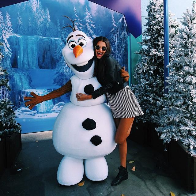 画像1: Bruna LírioさんはInstagramを利用しています:「Take me back ⛄️」 www.instagram.com