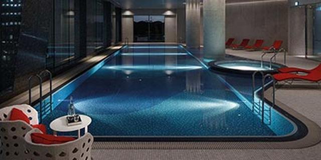 画像: エビアン スパ 東京|丸の内のホテルスパ|パレスホテル東京
