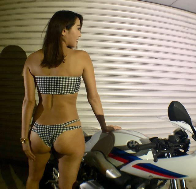 画像3: 【Beauty & Bike】AYAKAとR nineT Racer vol.10