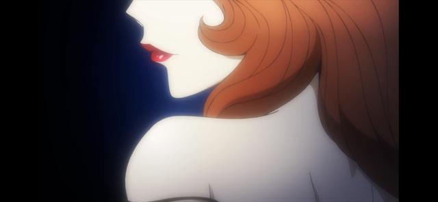 画像: 肩ヒモがはらり♡ lupin-pt5.com