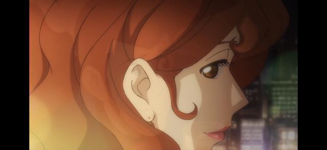 画像: カウンターには峰不二子ちゃん。ルパンを盗み見する視線がエロいです。 lupin-pt5.com