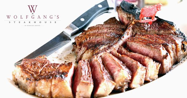 画像: Wolfgang's Steakhouse JAPAN